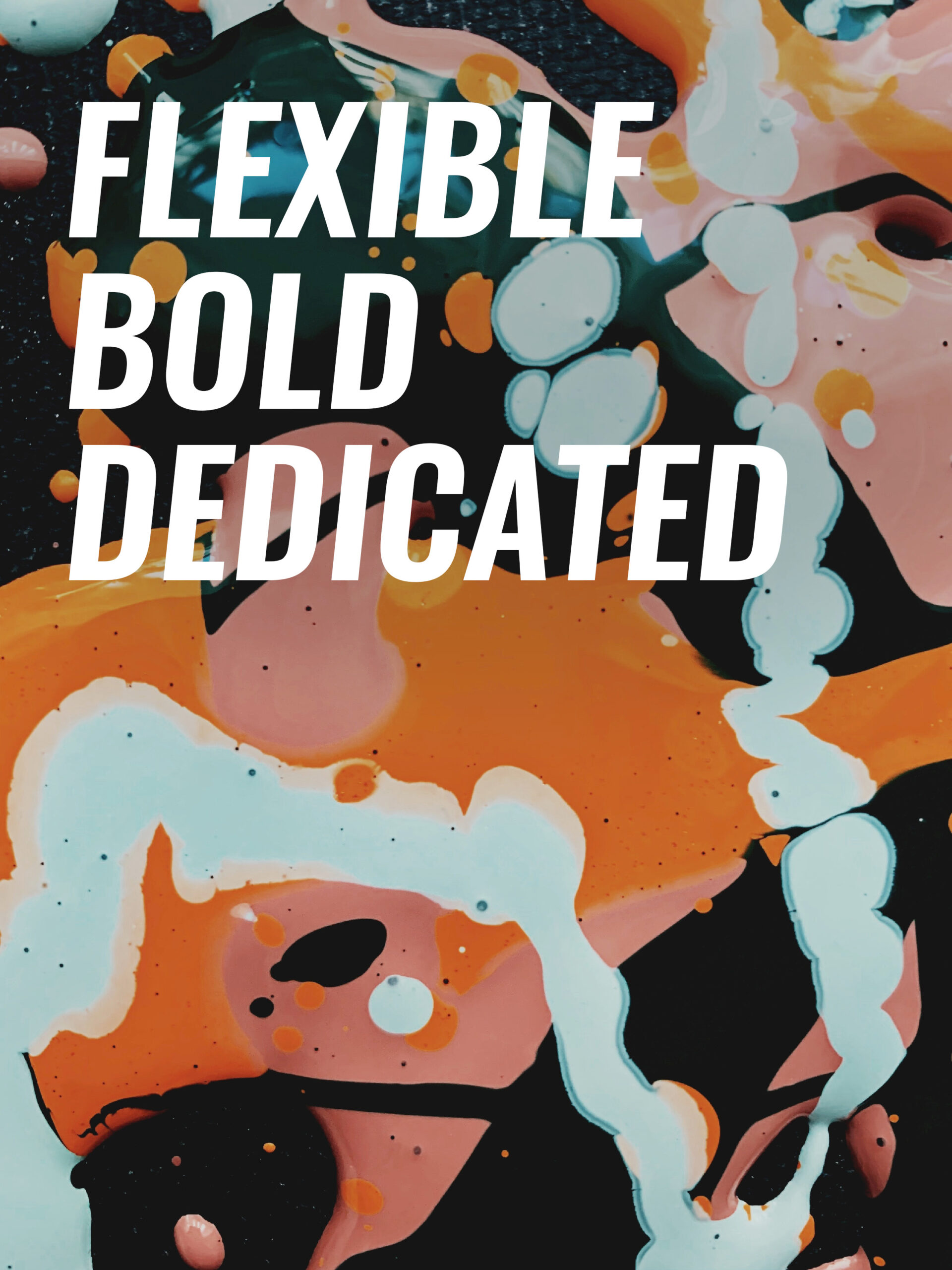 JOC Studio - Flexible, bold, dedicated